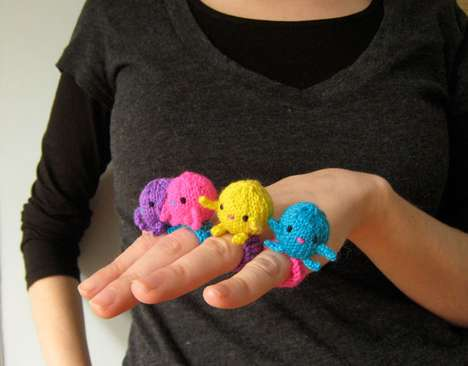 Plush Toy Jewelry