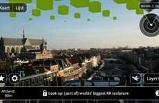 Global Augmented Reality Art