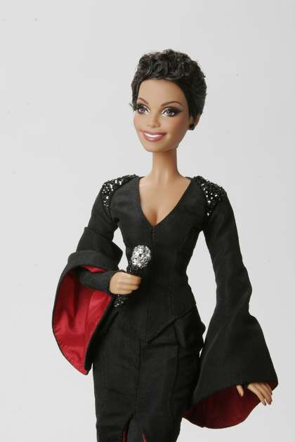 janet jackson barbie doll
