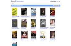 Megabrand E-Bookstores - Google E-Books Competes With Other iBookworm Readers