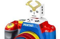 Toytastic Robot Cameras
