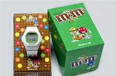 Colored Candy Chronographs