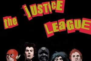 The Malcolm McLaren Justice League Posters are Trippy