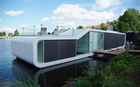 31architects watervilla de omval