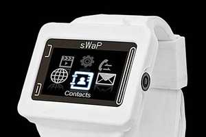 The sWaP Rebel Watch Combines Telecommunication