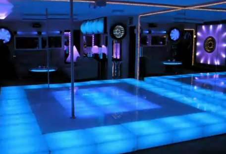 LED TABLES & FURNTIURE