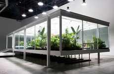 Modernist Monarch Habitats