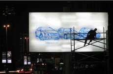 Hand-Drawn Billboards