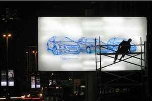 The Leo Burnett Chevrolet Campaign Creates its Own Advertisements