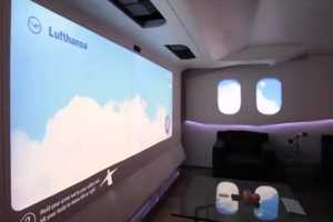 The Luxurious Animals 'Dream of Flight' Lounge will Blow Your Mind