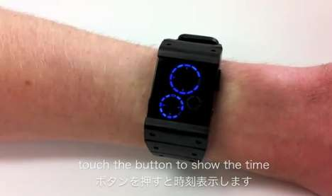 Tokoflash Kisai Satellite Watch