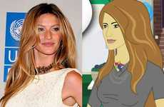 Animated Activist Supermodels