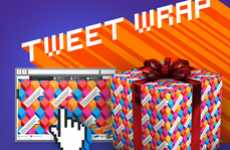 Social Media Gift Wrap