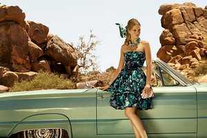 The Louis Vuitton Cruise 2011 Lookbook is Retro Revival