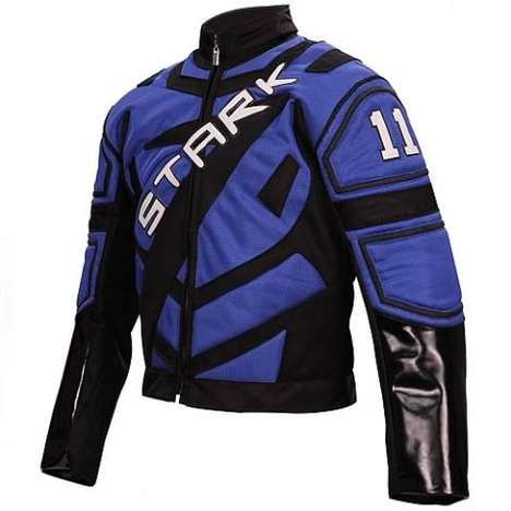 Tony Stark Racing Jacket
