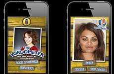 Girlfriend Beauty Predictors - Foster's 'Vordometer' App Shows How Your Sweetie Will Age