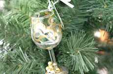 Oenophile Ornaments