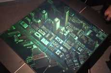 At-Home Holographic Plates