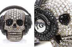 Skeleton DJ Bling