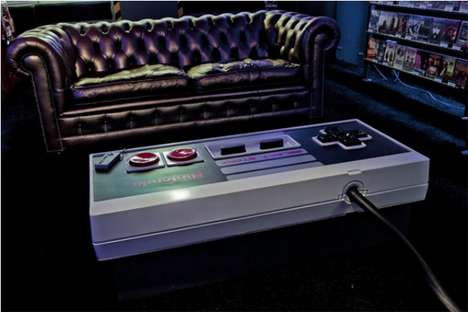 Extreme NES Coffee Table