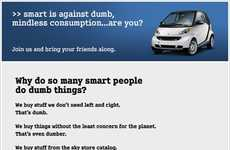 'Bad Purchase' Promotions - The Great Dumb Trade-In Lets You Trade for a Smart Car