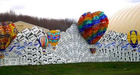 Crowdsourced Highway Art - 'Read Between the Signs' Infuses Culture into Pennsylvanian Highways