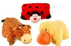 Adorable Animal Sleepers - Pillow Pets Will Make the Perfect Present this Holiday Season