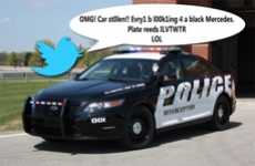 Criminal-Catching Tweets