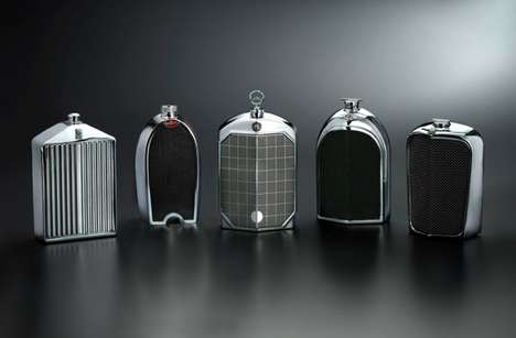 nicholas brawer grille flasks
