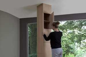 Sophie Mensen Designs Structurally-Supportive Storage