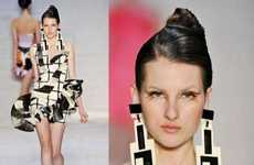 Andre Lima S/S 2011 Collection Hones in on Architectural Design