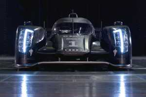 The Audi R18 Racecar is a Treat for the Eyes and the Track