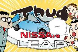 The Nissan Leaf Kid's Site Teaches Tots About EVs