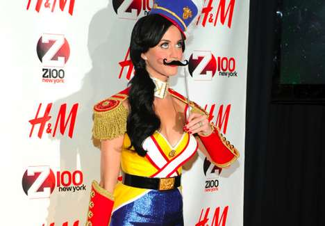 katy perry nutcracker costume