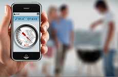 Smartphone Grilling Gauges - The Bluetooth iGrill Device is Your Remote Control Chef