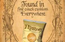 Cultured Crispy Snack Campaigns
