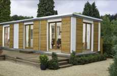Assembled Modular Abodes - The Mobile SmartHouse is Completely Prefabricated