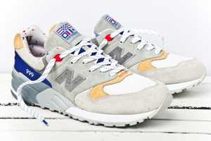 These New Balance 'The Kennedy' Kicks are Sailing-Inspired