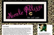 Guido Blogging Sites - 'Nicole Polizzi' is Snooki's First Tumblr as She Joins the Blogosphere