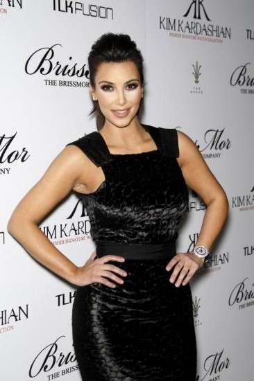 KIM KARDASHIAN TO START WATCH COLLECTION