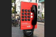 Colossal Public Phones