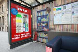 IKEA Bus Terminals Change the Way You Wait