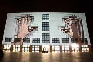 The Arclighting Media Facades Video Surveys Brilliant Buildings