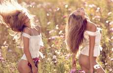 Clothes-Free Frolicking - A Lighthearted Edita Vilkeviciute by Camilla Akrans
