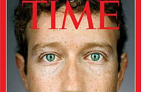 Facebook Mag Covers - Mark Zuckerberg is Time Magazine's 2010 Person of the Year