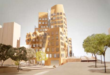 gehry university of technology sydney