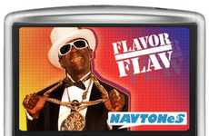 Hip Hop Guidance Voice-Overs - Gangster Directions from the Flavor Flav Navtones GPS Device