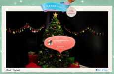 Twitterific Christmas Trees