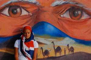 The Sara Shamsavari 'Britain Retold' Spread will Open Your Eyes