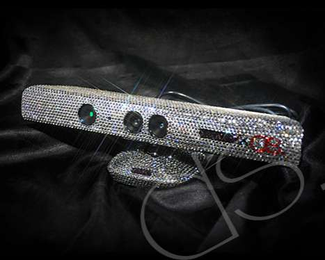 Swarovski Xbox 360 Kinect